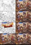 Animeland Madness - Work in Progress