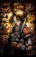 Jeanne D Arc by Karafactory