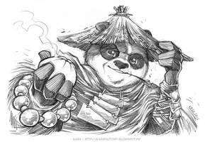 Kung Fu Panda 3 - fanart