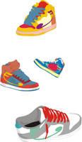 sneakers by felipecamargo