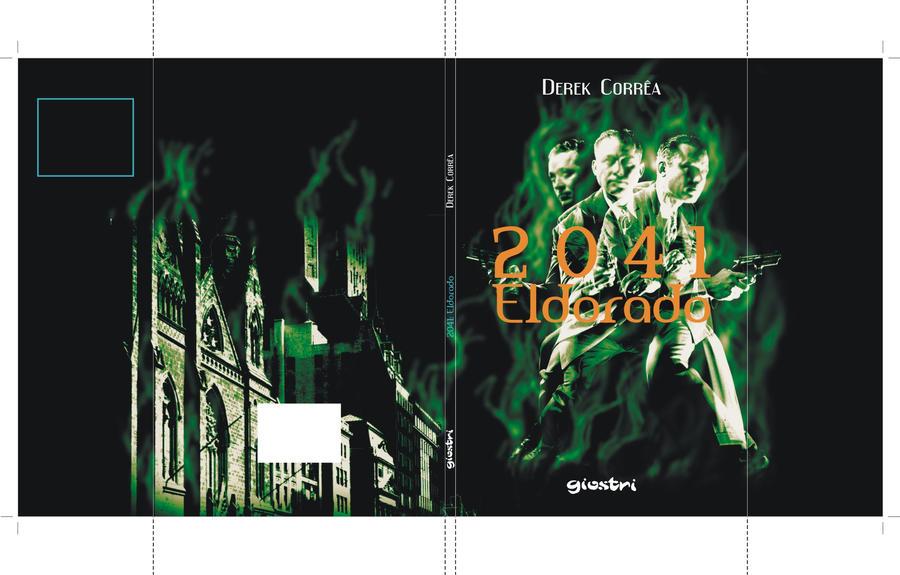 book cover 2041 II by felipecamargo