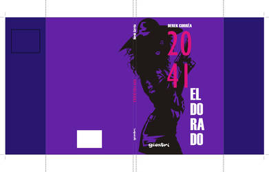 book cover 2041 III by felipecamargo