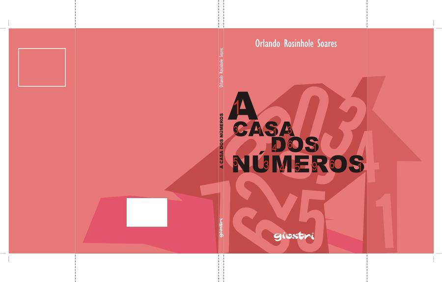 book cover casa dos numeros II by felipecamargo