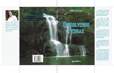 book cover dissolvendo pedras by felipecamargo