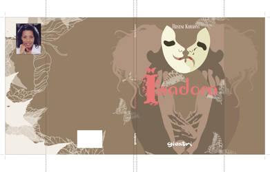 book cover isadora I by felipecamargo