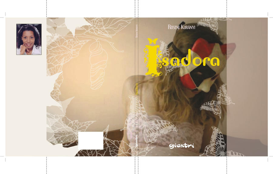 book cover isadora II by felipecamargo