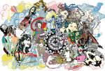prints for sale II by felipecamargo