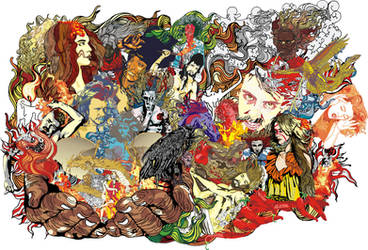 prints for sale III by felipecamargo