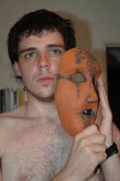 vegetal mask by felipecamargo