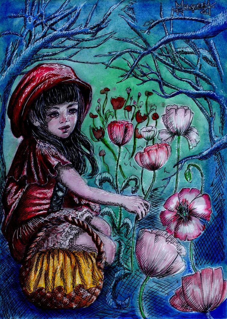 Little red Riding Hood by XXMAUROXX