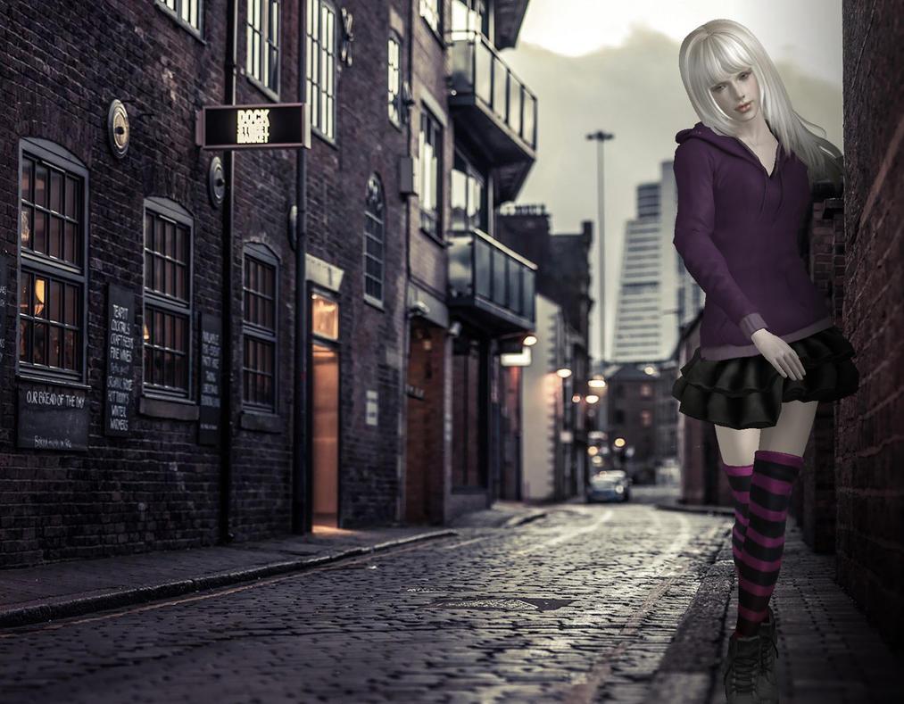 street by XXMAUROXX