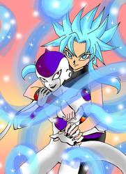 Icejin and Saiyajin