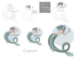 Capricorn - Process