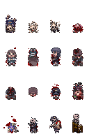 CP: Resources- Dead Bodies' Sprites by KittyWkiskers