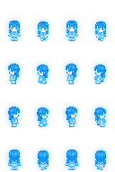 CP: Resources-Yuki's Sprites (Ghost) by KittyWkiskers