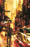 Manhattan Stories by BGorilla