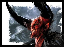 Darkness Lord LEGEND by BGorilla