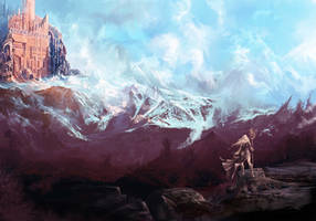 The Kingdom road by BGorilla