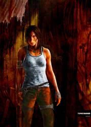 TOMB RAIDER Reborn : DISCOVERY
