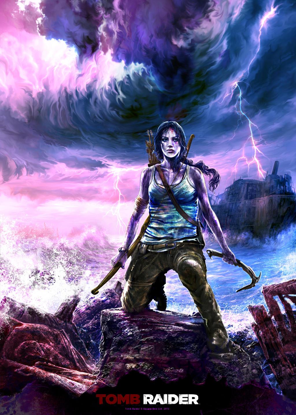 LARA : The Survivor by BGorilla