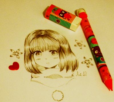 No quiero hacer mi tarea~ by Ani-12