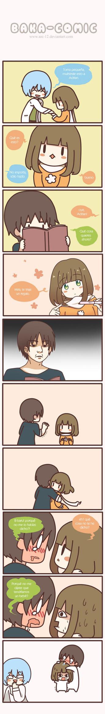 Baka-Comic 42 by Ani-12