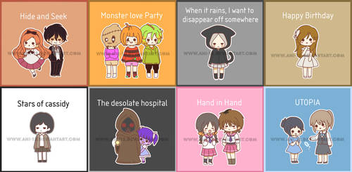 Horror Games? 9 by Ani-12