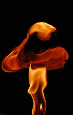 Real @ fire like 4
