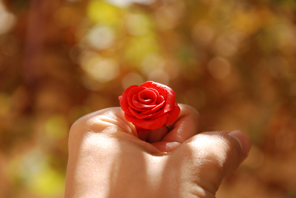 Flowers Ring by M3los93
