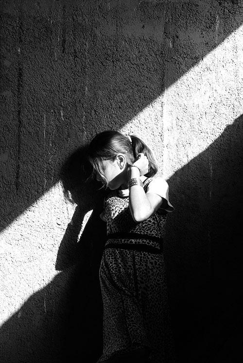 side of light