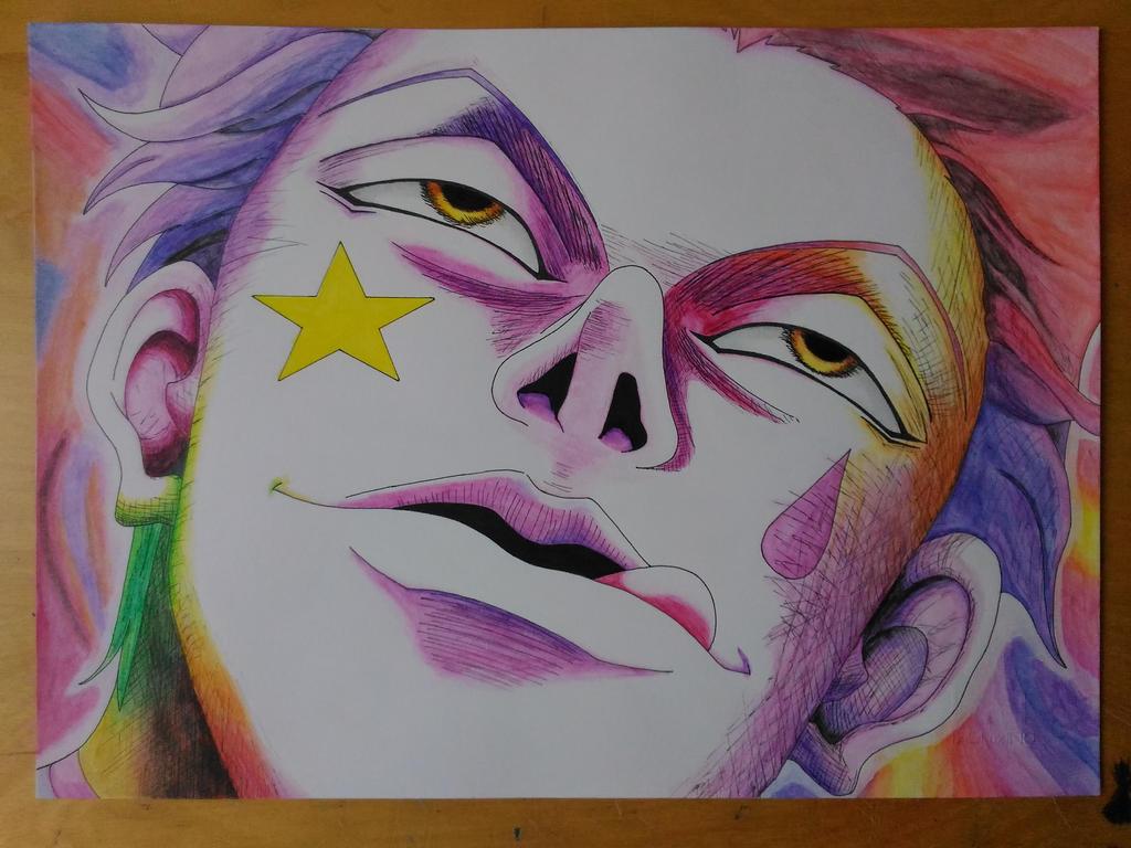 La follia di Hisoka