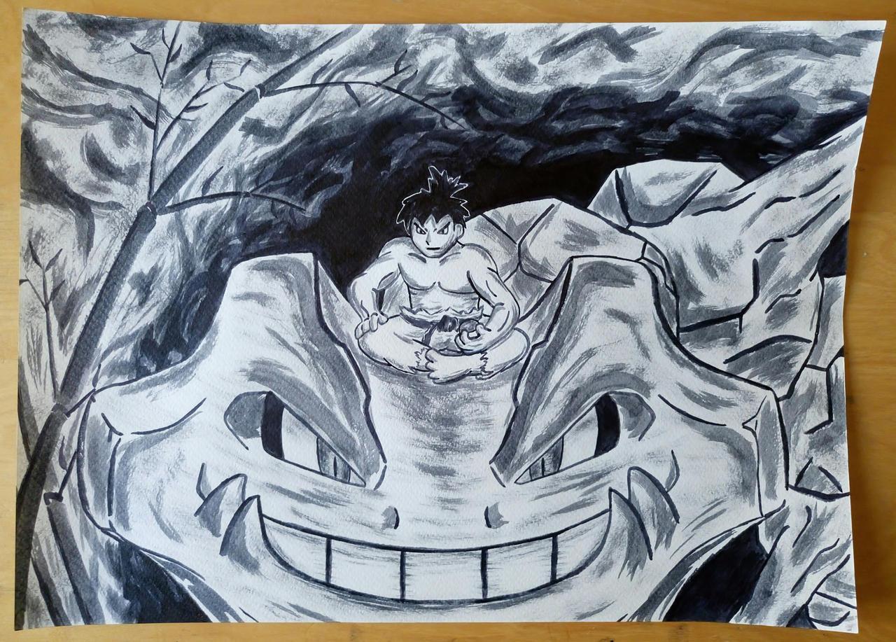 Steelix And Bruno/Me By KarateNoKami On DeviantArt
