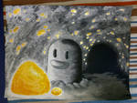 Nugget Cave by KarateNoKami