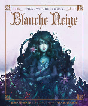 Blanche Neige cover