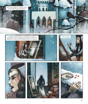 Blanche Neige - page 2