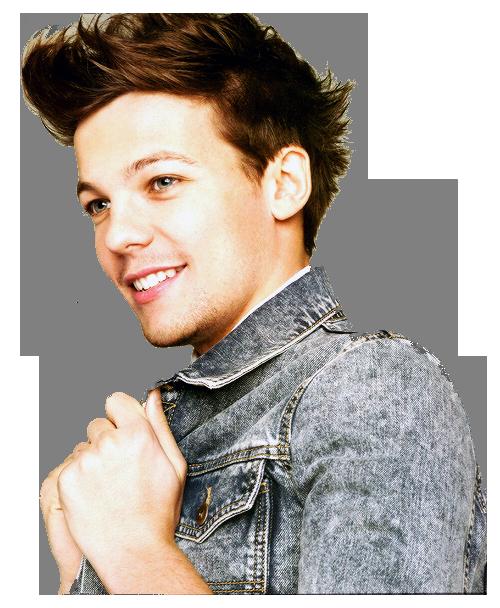 Louis Tomlinson Face Transparent