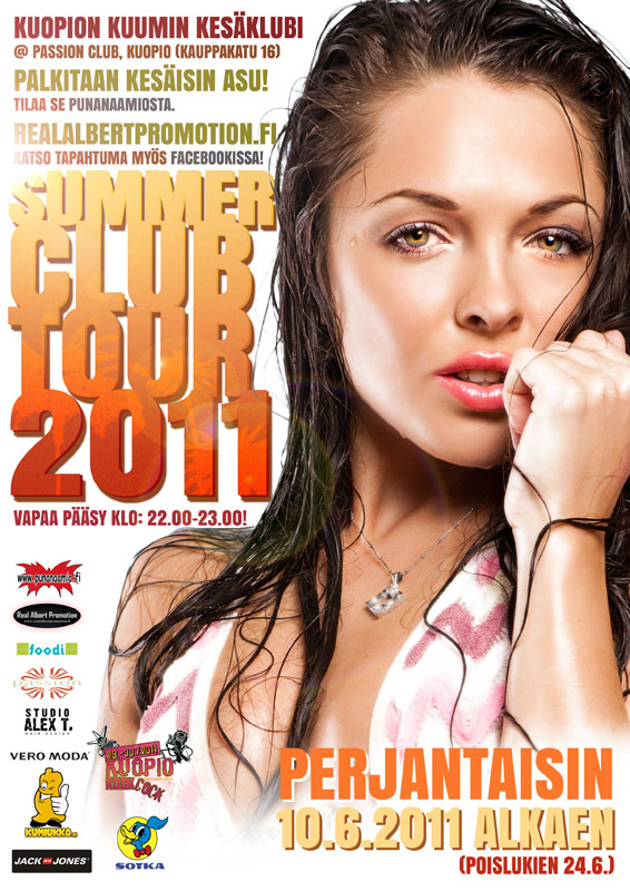 Summer Club Tour 2011 by silentsh0ut