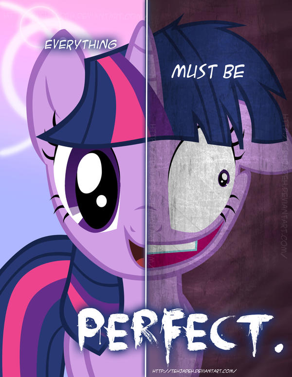MLP - Two Sides of Twilight Sparkle