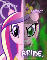 MLP - Two Sides of Cadance...? by TehJadeh