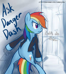 Ask Danger Dash by TehJadeh