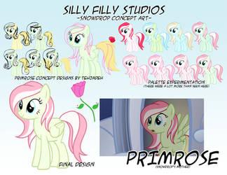 Snowdrop Concept Art -Primrose-