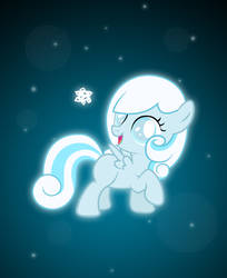 Snowdrop - Twinkles (shirts available!) by TehJadeh