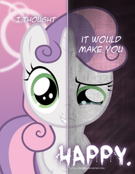MLP - Two Sides of Sweetie Belle