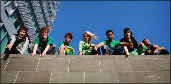 crew united by teninterests