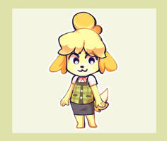 Something Animal Crossing