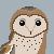 Owl Pixel by swiftbuck