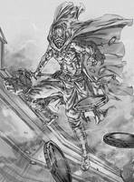 Steel Inquisitor by caananwhite