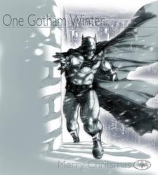 One Gotham Winter by caananwhite