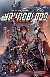 Youngblood Cover art