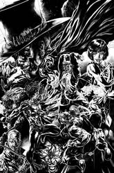 Dreadlocks Cover#1